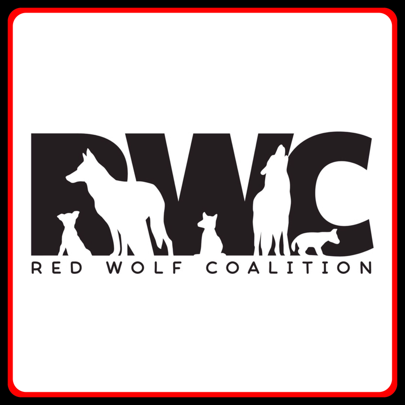 Red Wolf Coalition Logo